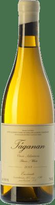 17,95 € Envoi gratuit | Vin blanc Envínate Táganan Crianza Espagne Malvasía, Marmajuelo, Albillo Criollo, Gual Bouteille 75 cl