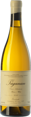 15,95 € Kostenloser Versand | Weißwein Envínate Táganan Crianza Spanien Malvasía, Marmajuelo, Albillo Criollo, Gual Flasche 75 cl