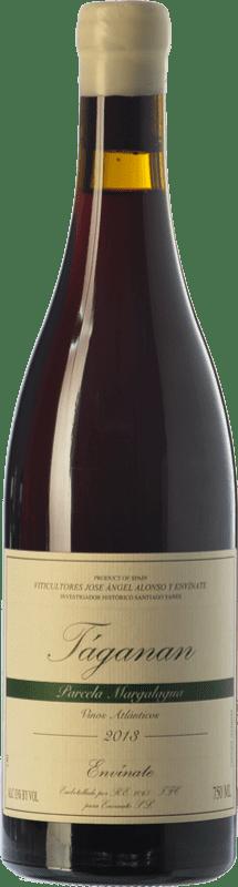 19,95 € Envoi gratuit | Vin rouge Envínate Táganan Parcela Margalagua Crianza Espagne Listán Noir, Malvasia Noire, Vijariego Noir, Baboso Noir, Negramoll Bouteille 75 cl