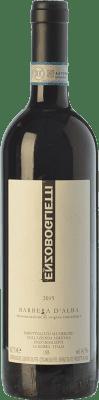 15,95 € Free Shipping | Red wine Enzo Boglietti D.O.C. Barbera d'Alba Piemonte Italy Barbera Bottle 75 cl