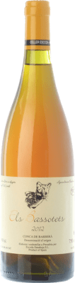 17,95 € Free Shipping | White wine Escoda Sanahuja Els Bassotets D.O. Conca de Barberà Catalonia Spain Chenin White Bottle 75 cl