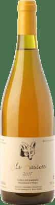 23,95 € Free Shipping | White wine Escoda Sanahuja Els Bassots Crianza D.O. Conca de Barberà Catalonia Spain Chenin White Bottle 75 cl