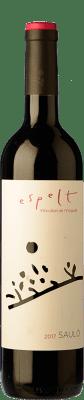 6,95 € Free Shipping | Red wine Espelt Sauló Joven D.O. Empordà Catalonia Spain Grenache, Carignan Bottle 75 cl