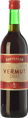 5,95 € Free Shipping | Vermouth Espinaler Rojo Catalonia Spain Bottle 75 cl