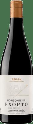 15,95 € Free Shipping   Red wine Exopto Horizonte Crianza D.O.Ca. Rioja The Rioja Spain Tempranillo, Grenache, Mazuelo Bottle 75 cl