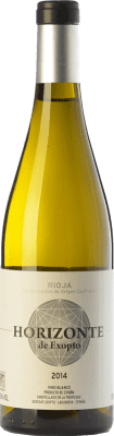 17,95 € Free Shipping   White wine Exopto Horizonte Crianza D.O.Ca. Rioja The Rioja Spain Viura, Malvasía, Grenache White Bottle 75 cl
