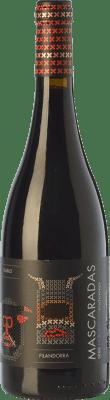 9,95 € Envío gratis | Vino tinto Fariña Mascaradas Joven I.G.P. Vino de la Tierra de Castilla y León Castilla y León España Tempranillo Botella 75 cl