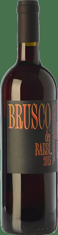 7,95 € Envoi gratuit | Vin rouge Fattoria dei Barbi Brusco dei Barbi I.G.T. Toscana Toscane Italie Sangiovese Bouteille 75 cl