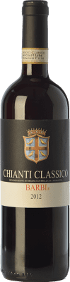 16,95 € Free Shipping | Red wine Fattoria dei Barbi D.O.C.G. Chianti Classico Tuscany Italy Sangiovese, Canaiolo Bottle 75 cl