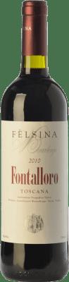 Vin rouge Fèlsina Fontalloro I.G.T. Toscana Toscane Italie Sangiovese Bouteille 75 cl