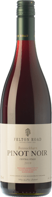 81,95 € Free Shipping | Red wine Felton Road Bannockburn Crianza I.G. Central Otago Central Otago New Zealand Pinot Black Bottle 75 cl