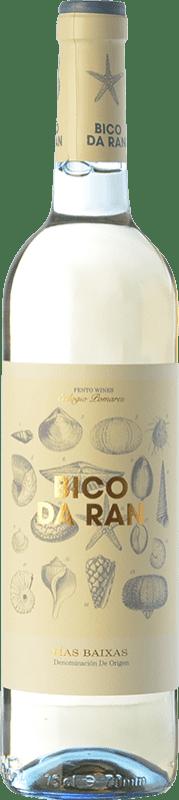 9,95 € Free Shipping | White wine Fento Bico da Ran D.O. Rías Baixas Galicia Spain Albariño Bottle 75 cl