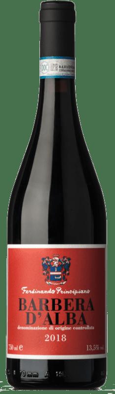 15,95 € Free Shipping   Red wine Ferdinando Principiano Laura D.O.C. Barbera d'Alba Piemonte Italy Barbera Bottle 75 cl