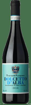 13,95 € Free Shipping   Red wine Ferdinando Principiano Sant'Anna D.O.C.G. Dolcetto d'Alba Piemonte Italy Dolcetto Bottle 75 cl