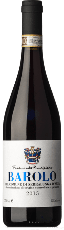 31,95 € Free Shipping   Red wine Ferdinando Principiano Serralunga D.O.C.G. Barolo Piemonte Italy Nebbiolo Bottle 75 cl