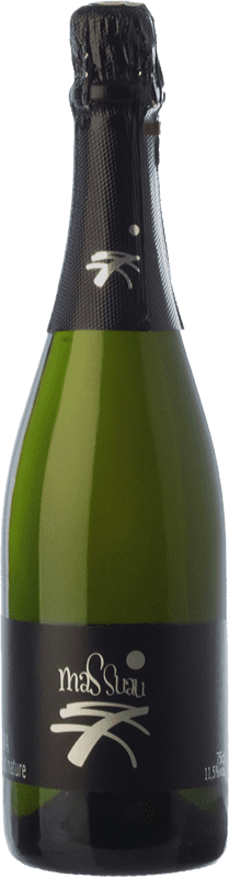 7,95 € Free Shipping | White sparkling Ferré i Catasús Mas Suau Brut Nature Reserva D.O. Cava Catalonia Spain Macabeo, Xarel·lo, Parellada Bottle 75 cl