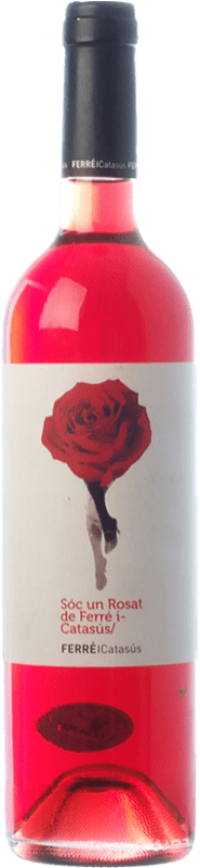 9,95 € Kostenloser Versand   Rosé-Wein Ferré i Catasús Sóc un Rosat D.O. Penedès Katalonien Spanien Merlot Flasche 75 cl