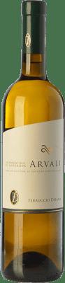 12,95 € Free Shipping | White wine Ferruccio Deiana Arvali D.O.C. Vermentino di Sardegna Sardegna Italy Vermentino Bottle 75 cl