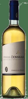 9,95 € Free Shipping | White wine Ferruccio Deiana Donnikalia D.O.C. Vermentino di Sardegna Sardegna Italy Vermentino Bottle 75 cl