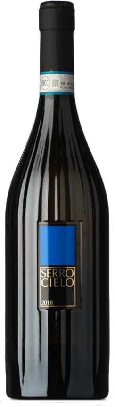 11,95 € Envoi gratuit | Vin blanc Feudi di San Gregorio Serrocielo D.O.C. Sannio Campanie Italie Falanghina Bouteille 75 cl