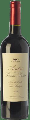 21,95 € Free Shipping | Red wine Feudo di Santa Tresa Avulisi I.G.T. Terre Siciliane Sicily Italy Nero d'Avola Bottle 75 cl