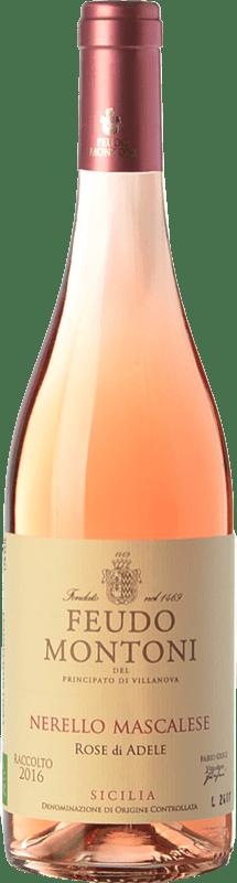 13,95 € Envoi gratuit   Vin rose Feudo Montoni Rose di Adele I.G.T. Terre Siciliane Sicile Italie Nerello Mascalese Bouteille 75 cl