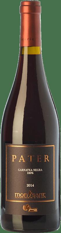 29,95 € Envoi gratuit | Vin rouge Ficaria Pater Crianza D.O. Montsant Catalogne Espagne Grenache Bouteille 75 cl
