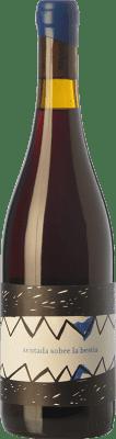19,95 € Free Shipping   Red wine Fil'Oxera Sentada sobre la Bestia Blau Joven D.O. Valencia Valencian Community Spain Arco Bottle 75 cl