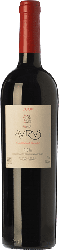 175,95 € Free Shipping | Red wine Allende Aurus Reserva 2010 D.O.Ca. Rioja The Rioja Spain Tempranillo, Graciano Bottle 75 cl