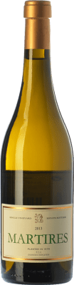 112,95 € Free Shipping | White wine Allende Mártires D.O.Ca. Rioja The Rioja Spain Viura Bottle 75 cl