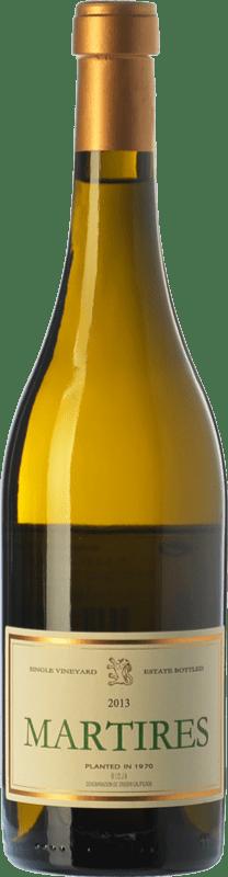 106,95 € Envoi gratuit | Vin blanc Allende Mártires D.O.Ca. Rioja La Rioja Espagne Viura Bouteille 75 cl