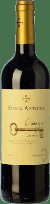 7,95 € Envío gratis   Vino tinto Finca Antigua Único Crianza D.O. La Mancha Castilla la Mancha España Tempranillo, Merlot, Syrah, Cabernet Sauvignon Botella 75 cl