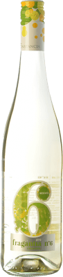 6,95 € Envoi gratuit | Vin blanc Finca Constancia Fragantia Nº 6 I.G.P. Vino de la Tierra de Castilla Castilla La Mancha Espagne Muscat Petit Grain Bouteille 75 cl