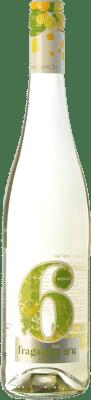 6,95 € Free Shipping | White wine Finca Constancia Fragantia Nº 6 I.G.P. Vino de la Tierra de Castilla Castilla la Mancha Spain Muscatel Small Grain Bottle 75 cl