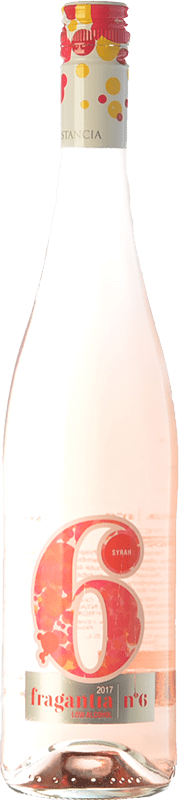 4,95 € Envoi gratuit | Vin rose Finca Constancia Fragantia Nº 6 I.G.P. Vino de la Tierra de Castilla Castilla La Mancha Espagne Syrah Bouteille 75 cl