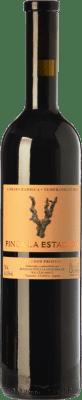 4,95 € Kostenloser Versand | Rotwein Finca La Estacada 6 Meses Joven D.O. Uclés Kastilien-La Mancha Spanien Tempranillo Flasche 75 cl
