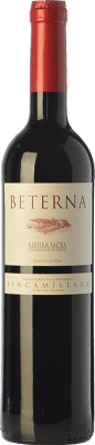 17,95 € Free Shipping | Red wine Míllara Beterna Joven D.O. Ribeira Sacra Galicia Spain Mencía Bottle 75 cl