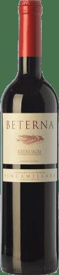 14,95 € Envío gratis | Vino tinto Míllara Beterna Joven D.O. Ribeira Sacra Galicia España Mencía Botella 75 cl
