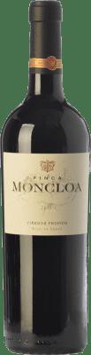 17,95 € Free Shipping | Red wine Finca Moncloa Joven I.G.P. Vino de la Tierra de Cádiz Andalusia Spain Syrah, Cabernet Sauvignon, Petit Verdot, Tintilla de Rota Bottle 75 cl