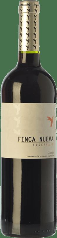 18,95 € Envoi gratuit | Vin rouge Finca Nueva Reserva D.O.Ca. Rioja La Rioja Espagne Tempranillo Bouteille 75 cl