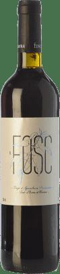 8,95 € Free Shipping | Red wine Finca Parera Fosc Joven D.O. Penedès Catalonia Spain Tempranillo, Syrah, Grenache Tintorera, Sumoll Bottle 75 cl