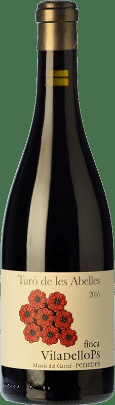 21,95 € Envoi gratuit | Vin rouge Finca Viladellops Turó de les Abelles Crianza D.O. Penedès Catalogne Espagne Syrah, Grenache Bouteille 75 cl