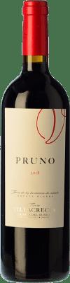 Vin rouge Finca Villacreces Pruno Crianza D.O. Ribera del Duero Castille et Leon Espagne Tempranillo, Cabernet Sauvignon Bouteille Magnum 1,5 L