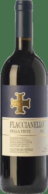 111,95 € Free Shipping | Red wine Fontodi Flaccianello della Pieve I.G.T. Colli della Toscana Centrale Tuscany Italy Sangiovese Bottle 75 cl