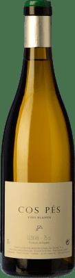 25,95 € Envío gratis | Vino blanco Forjas del Salnés Cos Pés Crianza España Albariño Botella 75 cl
