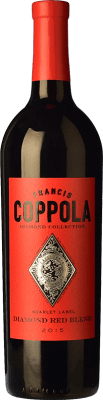 24,95 € Free Shipping | Red wine Francis Ford Coppola Diamond Red Blend Crianza I.G. California California United States Merlot, Syrah, Cabernet Sauvignon, Petite Syrah, Zinfandel Bottle 75 cl