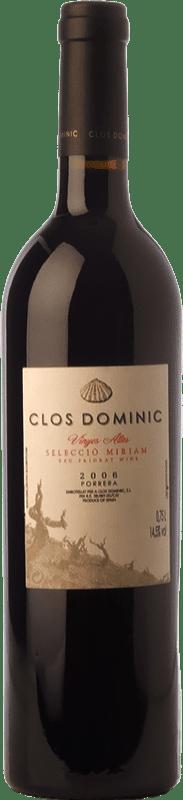62,95 € Envoi gratuit | Vin rouge Clos Dominic Vinyes Altes Selecció Míriam Crianza D.O.Ca. Priorat Catalogne Espagne Grenache, Carignan Bouteille 75 cl