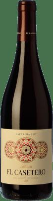 7,95 € Free Shipping | Red wine Frontonio El Casetero Joven D.O. Campo de Borja Aragon Spain Grenache Bottle 75 cl