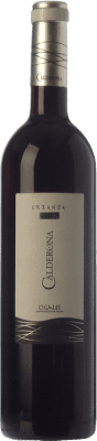 9,95 € Free Shipping | Red wine Frutos Villar Calderona Crianza 2010 D.O. Cigales Castilla y León Spain Tempranillo Bottle 75 cl