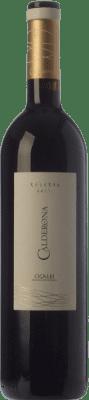 12,95 € Free Shipping | Red wine Frutos Villar Calderona Reserva 2008 D.O. Cigales Castilla y León Spain Tempranillo Bottle 75 cl
